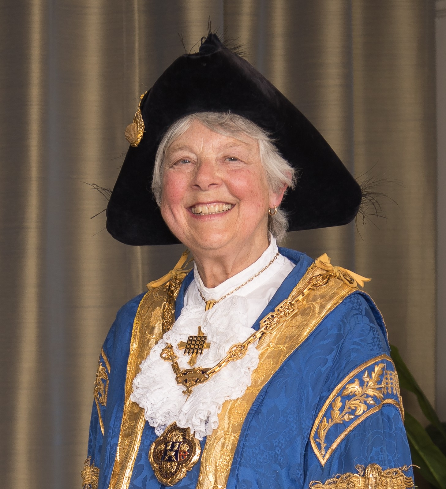 2018-2019 Lord Mayor of Westminster