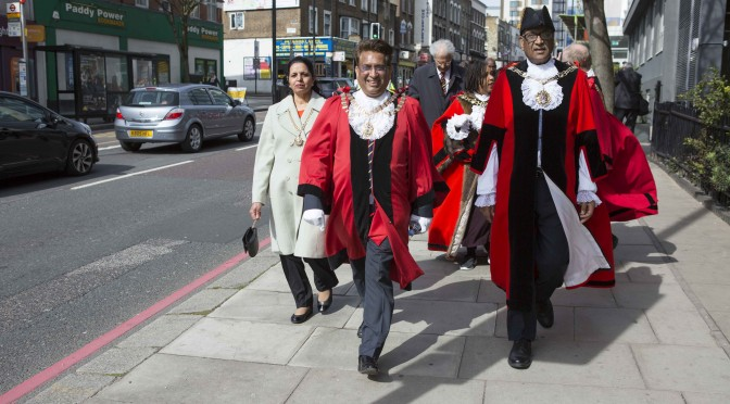 The Dick Whittington Walk