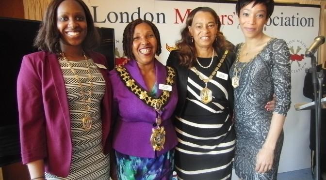 New Mayors Reception