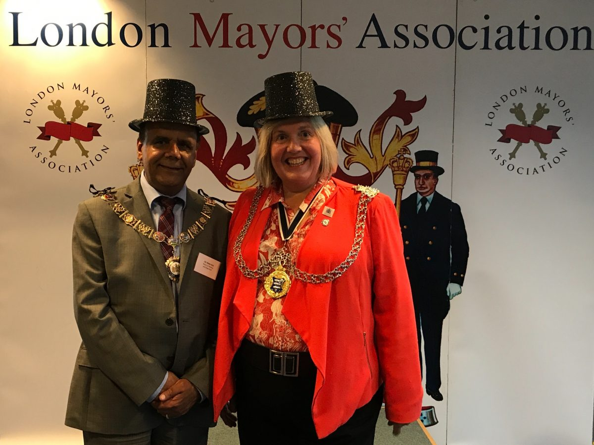 New Mayors' Reception July 11th 2017