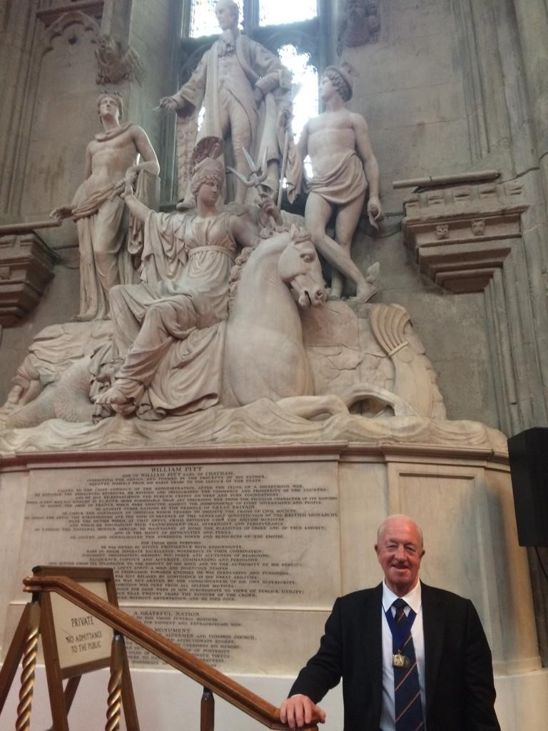 Visit to the Guildhall – 11 September 2018
